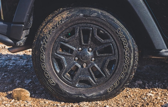 Don't Let Holiday Pressure Get to Your Tires