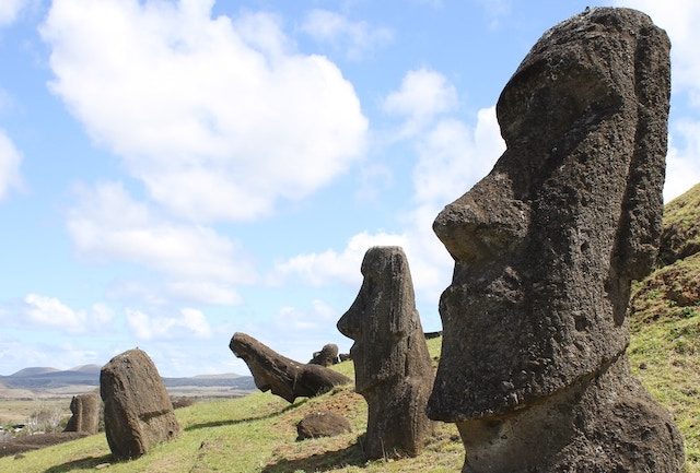 Scientists report correlation between locations of Easter Island statues and water resources