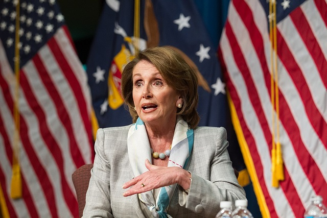 Nancy Pelosi again elected Speaker as 116th U.S. Congress sworn in